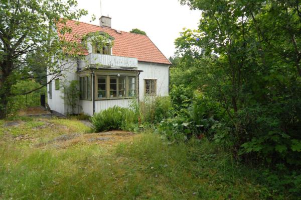 20-talsvilla Höglandet, Bromma
