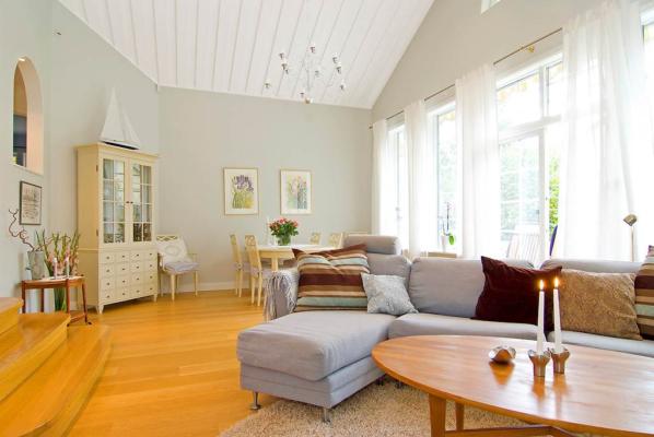 Enplans hus på Resarö