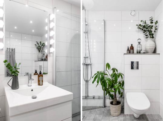 Välrenoverat, elegant hus 6 rum nära badsjö och grönområden!