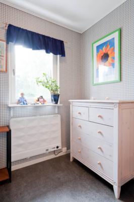 Stort, renoverat gavelradhus 128 kvm och 5 rum