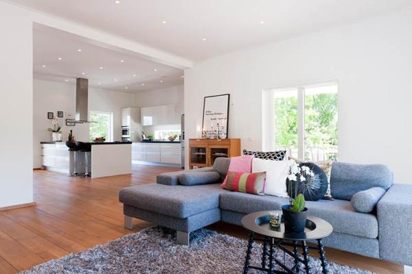 Unik och magnifik villa 589 kvm med utsikt över Edsviken!