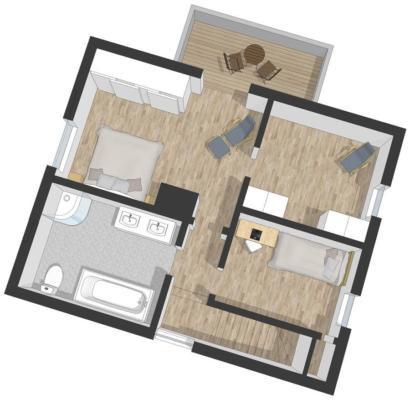Underbar familjevilla med 10 rum i Edsviken!