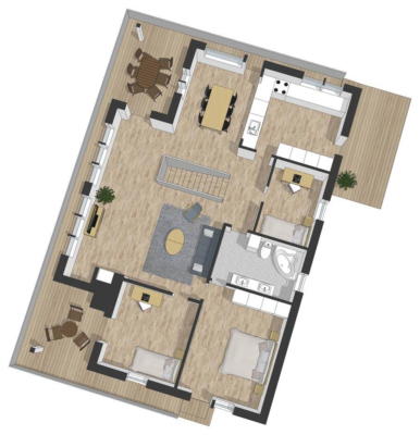 Läcker villa 219 kvm med naturpool, 2 öppna spisar och 5 sovrum!